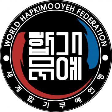 Hapkimooyeh logo (합기무예 로고)